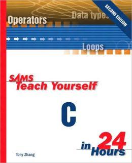 Sams Teach Yourself C in 24 Hours
