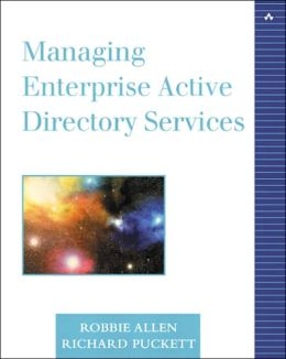 Managing Enterprise Active Directory Services