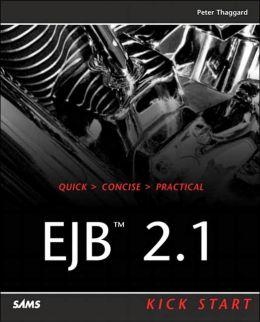 EJB 2.1 Kick Start