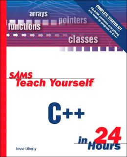 Sams Teach Yourself C++ in 24 Hours