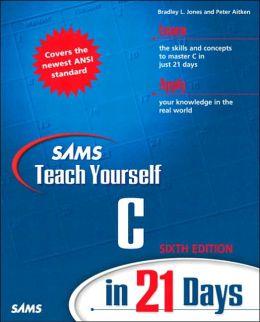 Sams Teach Yourself C in 21 Days