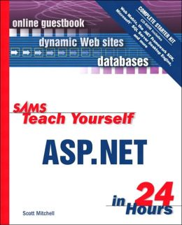 Sam's Teach Yourself ASP.NET in 24 Hours