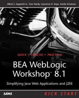 BEA WebLogic Workshop 8.1