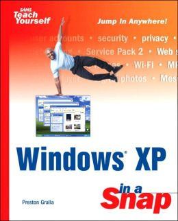 Sams Teach Youself Windows XP in a Snap