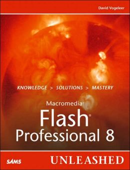 Macromedia Flash Prof 8 Unleashed