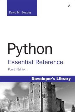 Python Essential Reference (Developer's Library Series)