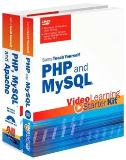Sams Teach Yourself PHP and MySQL: Video Learning Starter Kit (Sams Teach Yourself Video Series)