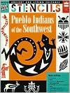 Pueblo Indians of the Southwest - Stencils (Ancient and Living Cultures Series)
