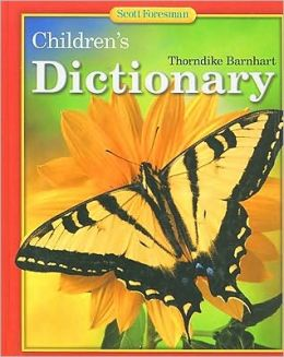 Thorndike Barnhart Children's Dictionary