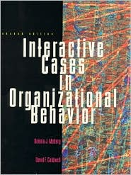 Interactive Cases in Organizational Behavior