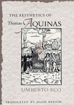 Aesthetics Of Thomas Aquinas