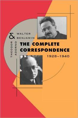 Complete Correspondence, 1928-1940