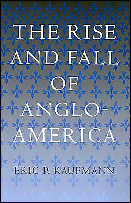 The Rise and Fall of Anglo-America