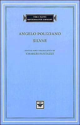 Silvae (I Tatti Renaissance Library)