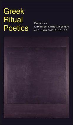 Greek Ritual Poetics
