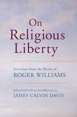 On Religious Liberty