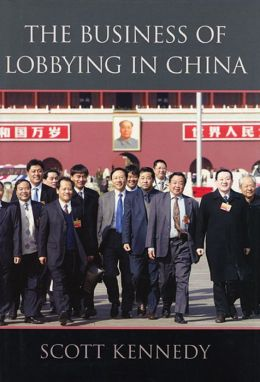Business Of Lobbying In China