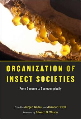 Organization of Insect Societies: From Genome to Sociocomplexity