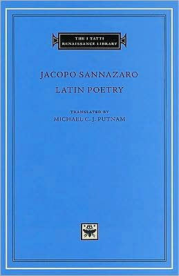 Latin Poetry (I Tatti Renaissance Library)