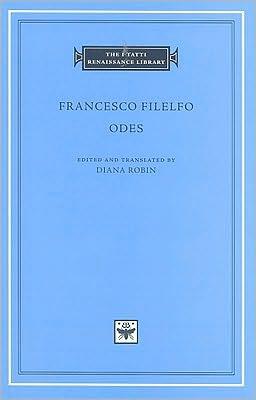 Odes (I Tatti Renaissance Library Series)