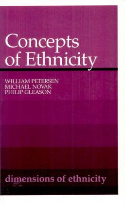 Concepts Of Ethnicity