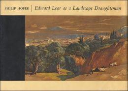 Edward Lear as a Landscape Draughtsman