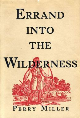 Errand into the Wilderness