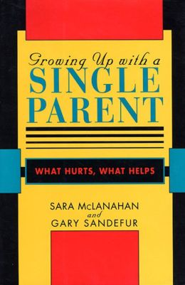 Growing Up With A Single Parent