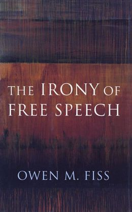 Irony Of Free Speech