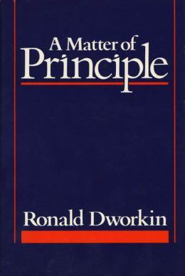 Matter Of Principle