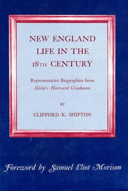 New England Life In The 18th Century