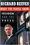 What the People Know: Freedom and the Press