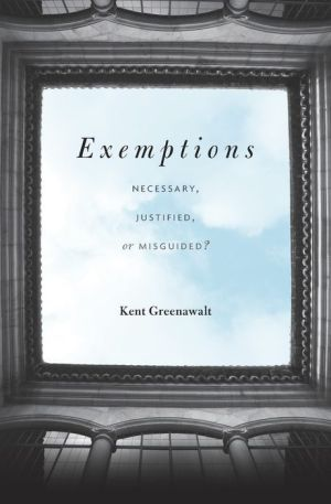 Exemptions: Necessary, Justified, or Misguided?