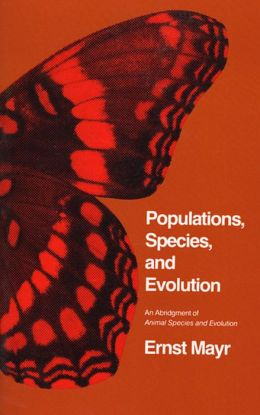 Populations, Species, And Evolution