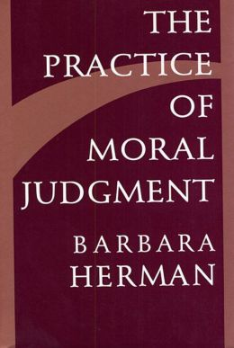 Practice Of Moral Judgment