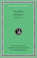 Republic, Volume I: Books 1-5 (Loeb Classical Library)