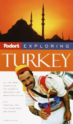 Fodor's Exploring Turkey