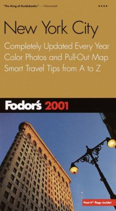 Fodor's New York City 2001