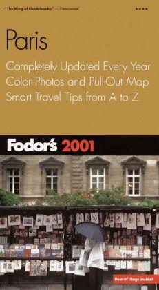 Fodor's Paris 2001