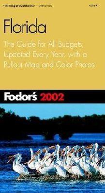 Fodor's Florida 2002