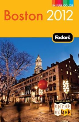 Fodor's Boston 2012