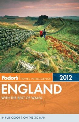 Fodor's England 2012 with the Best of Wales