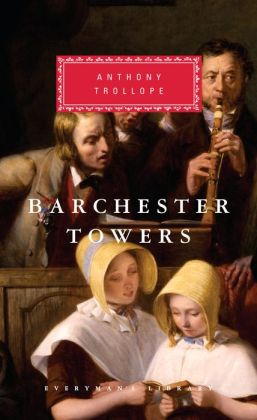 Barchester Towers (Everyman's Library)
