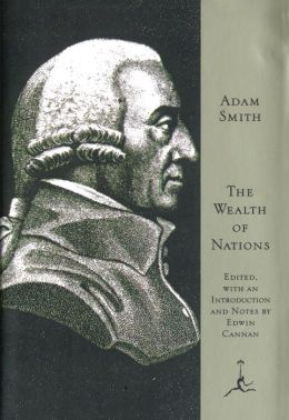 The Wealth of Nations (Modern Library Series)