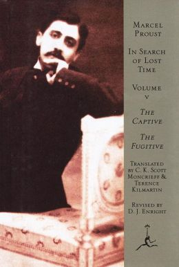 In Search of Lost Time, Volume V: The Captive and The Fugitive (Modern Library Series)