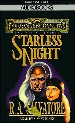Forgotten Realms: Starless Night (Legend of Drizzt #8)