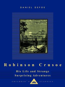 Robinson Crusoe (Everyman's Library)