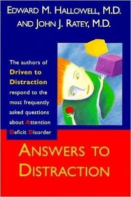 Answers to Distraction: The Authors of Driven to Distraction Respond To...