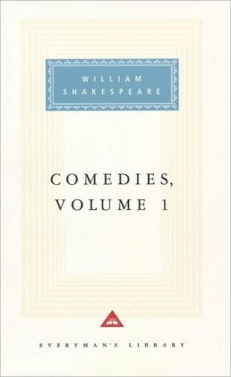 Comedies: Volume 1 (Everyman's Library).