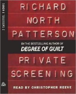 Private Screening (Tony Lord Series #1)
